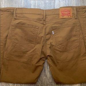 Levi's khakis